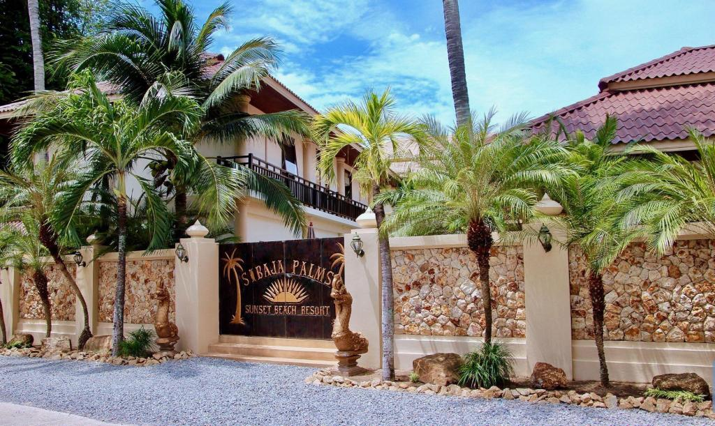 Sibaja Palms Sunset Beach Luxury Villa.