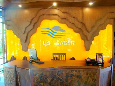 Lobby Bura Resort