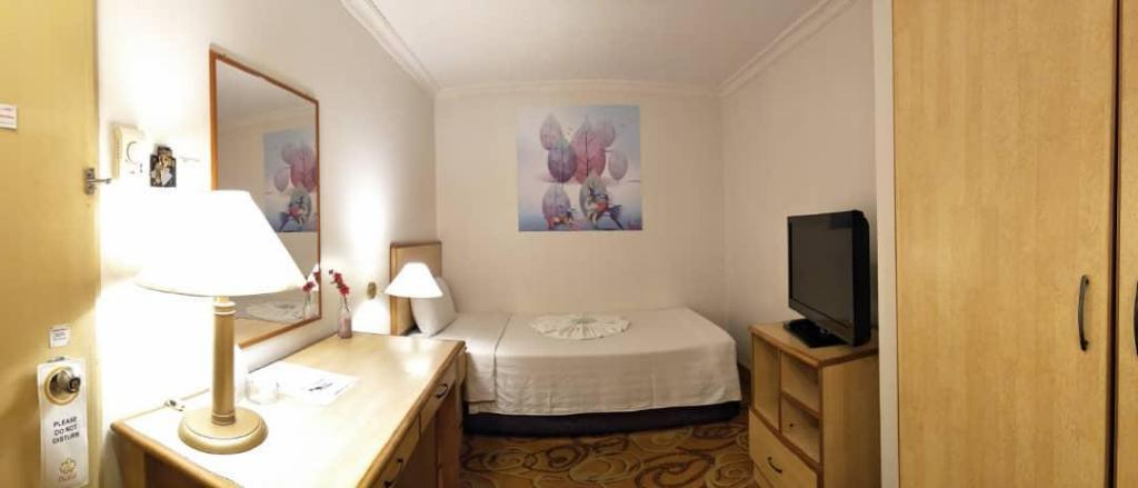 Standard Single without Window - Bed The Orchid Hotel