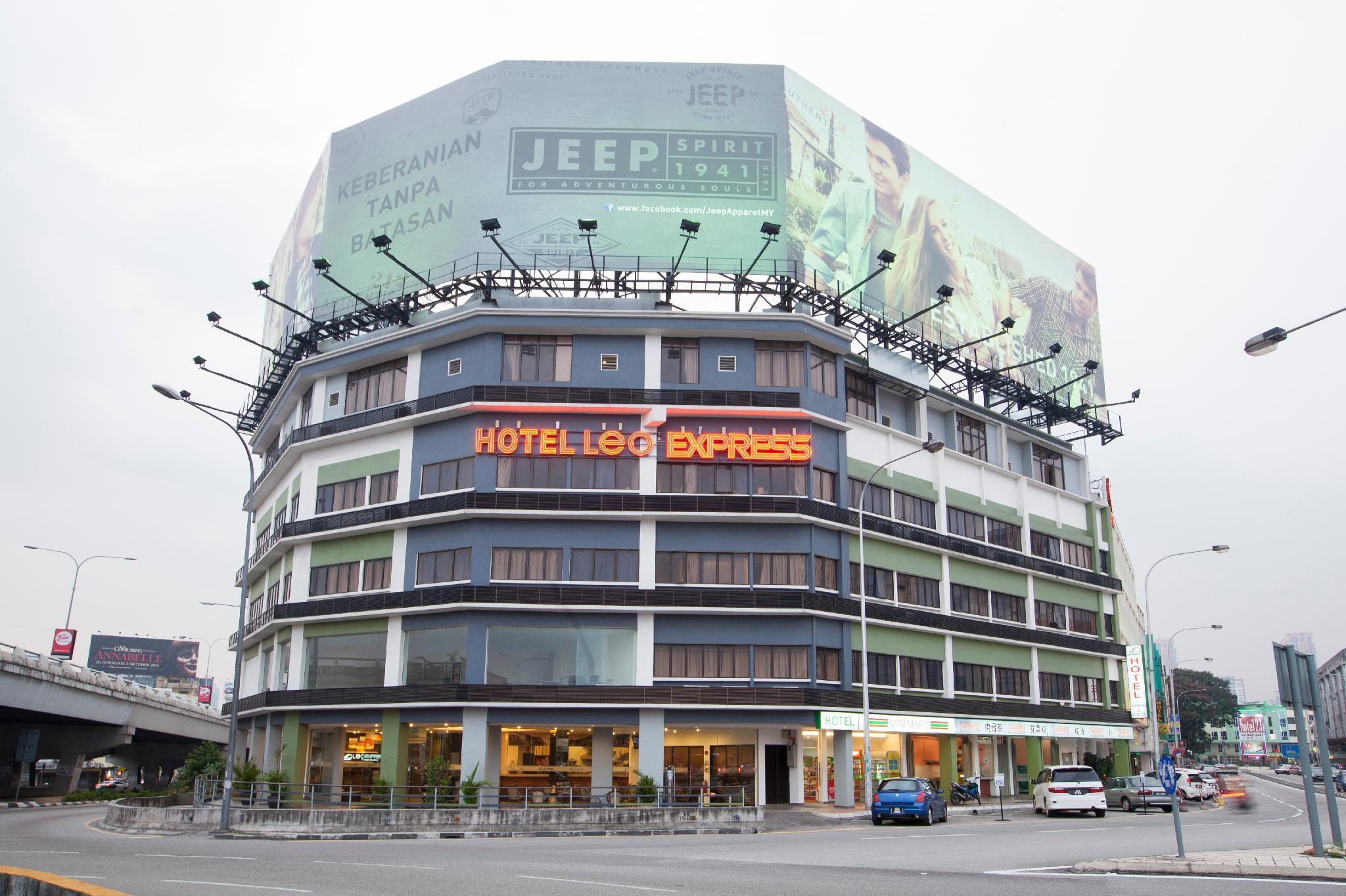 Book Leo Express Hotel In Kuala Lumpur Malaysia 2018 Promos