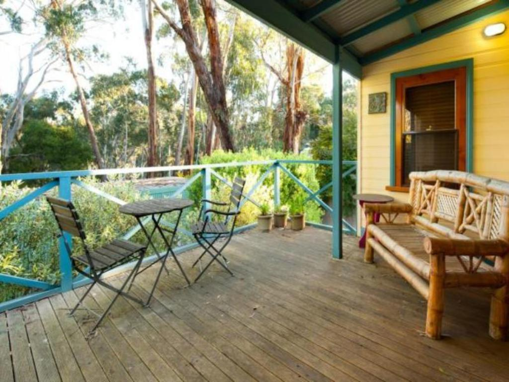 Balkong/terasse Pemberly Cottage - Daylesford