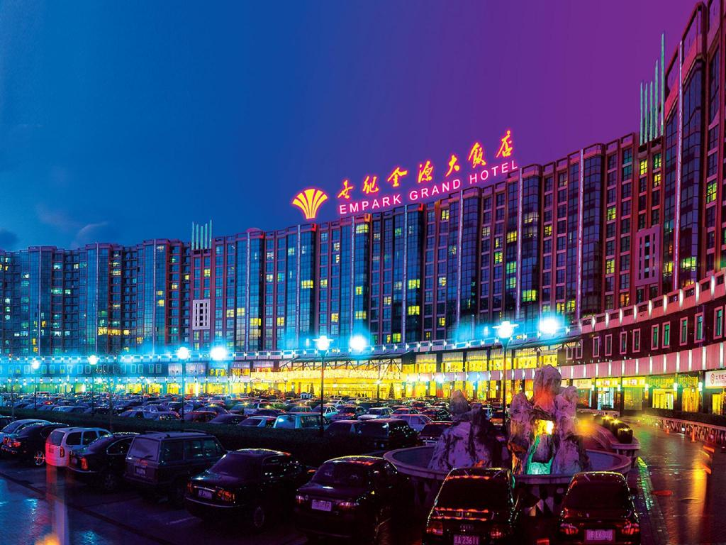 Meer over Empark Grand Hotel Beijing