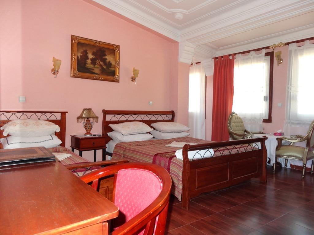 Apartmá Senior polopenze (Senior Suite Half Board)