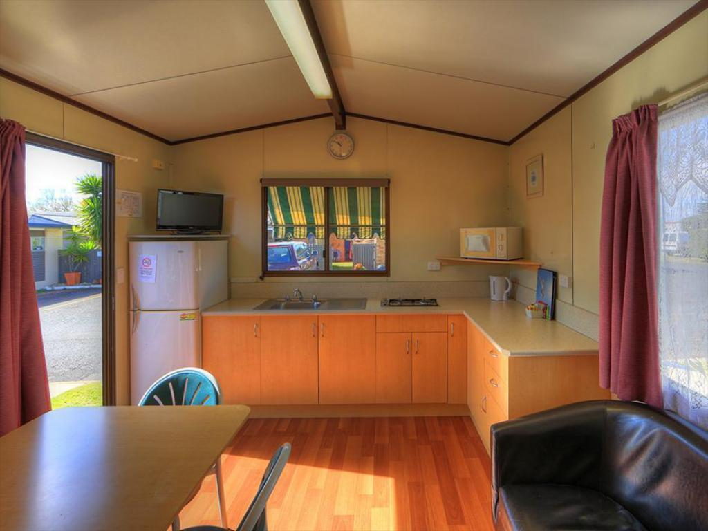 Interior view BIG4 Toowoomba Garden City Holiday Park