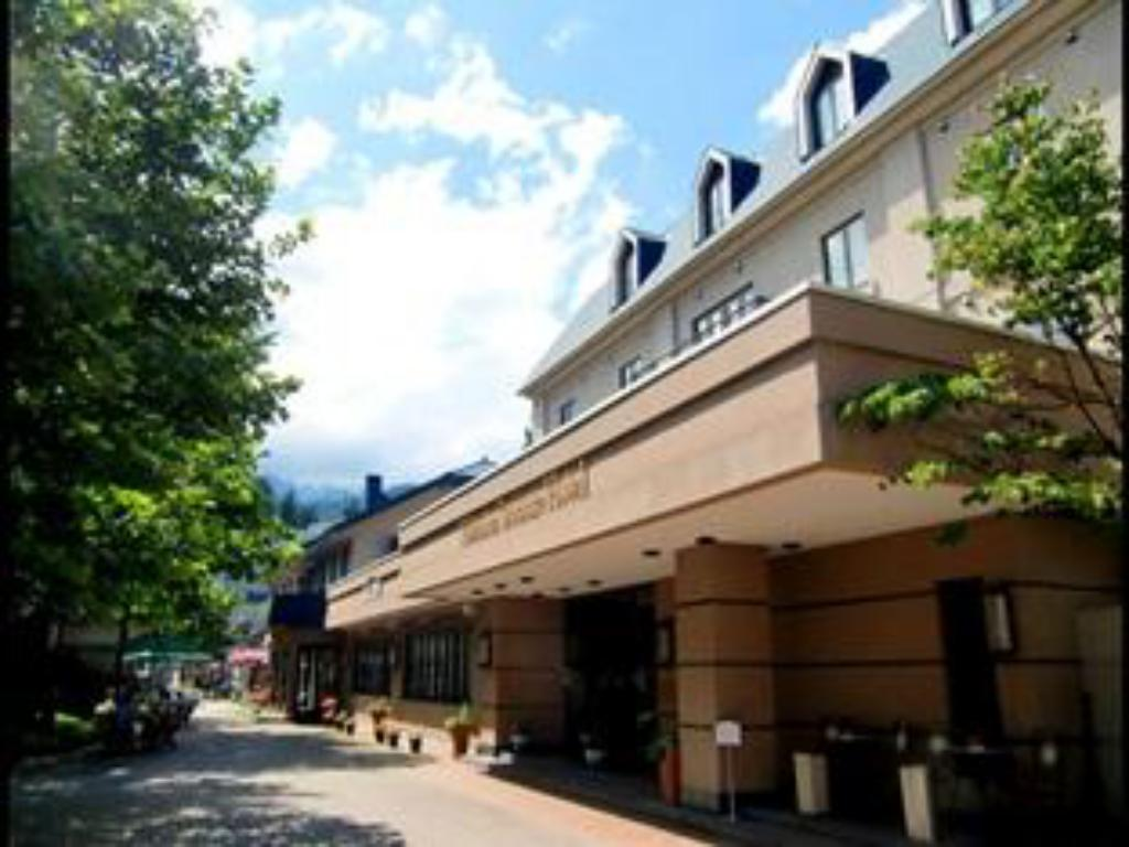 More about Hakuba Springs Hotel