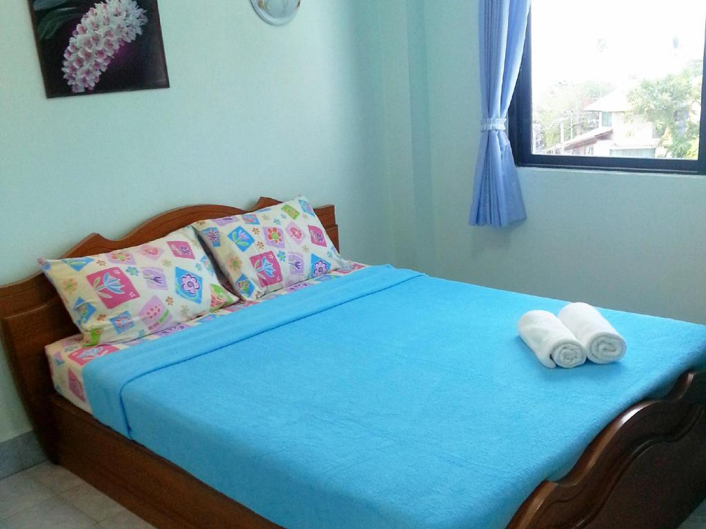 Double Air Conditioning - Guestroom Jinda Guesthouse