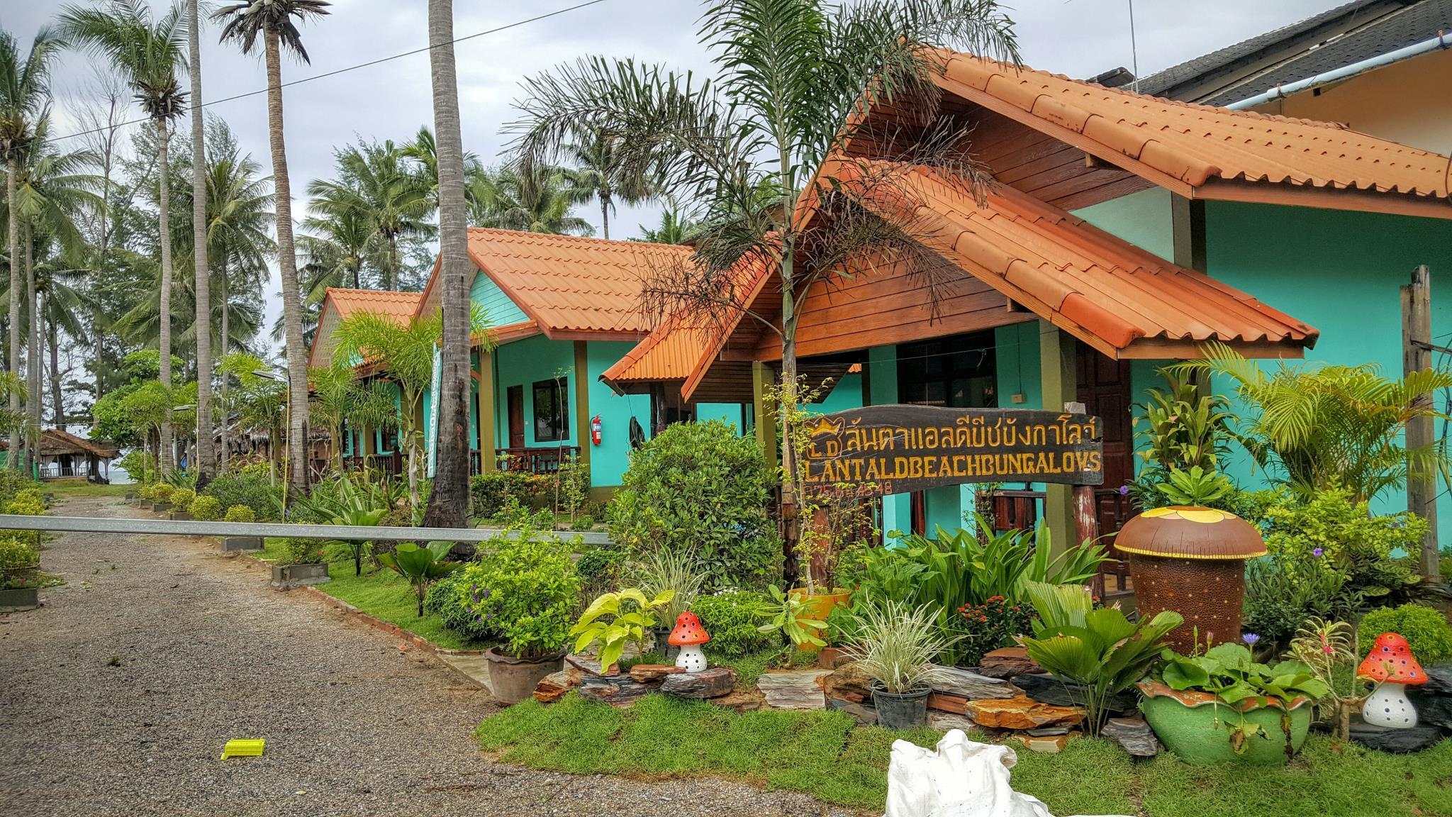 Lovely Koh Lanta Beach Bungalows Part - 1: More About Lanta L.D. Beach Bungalows