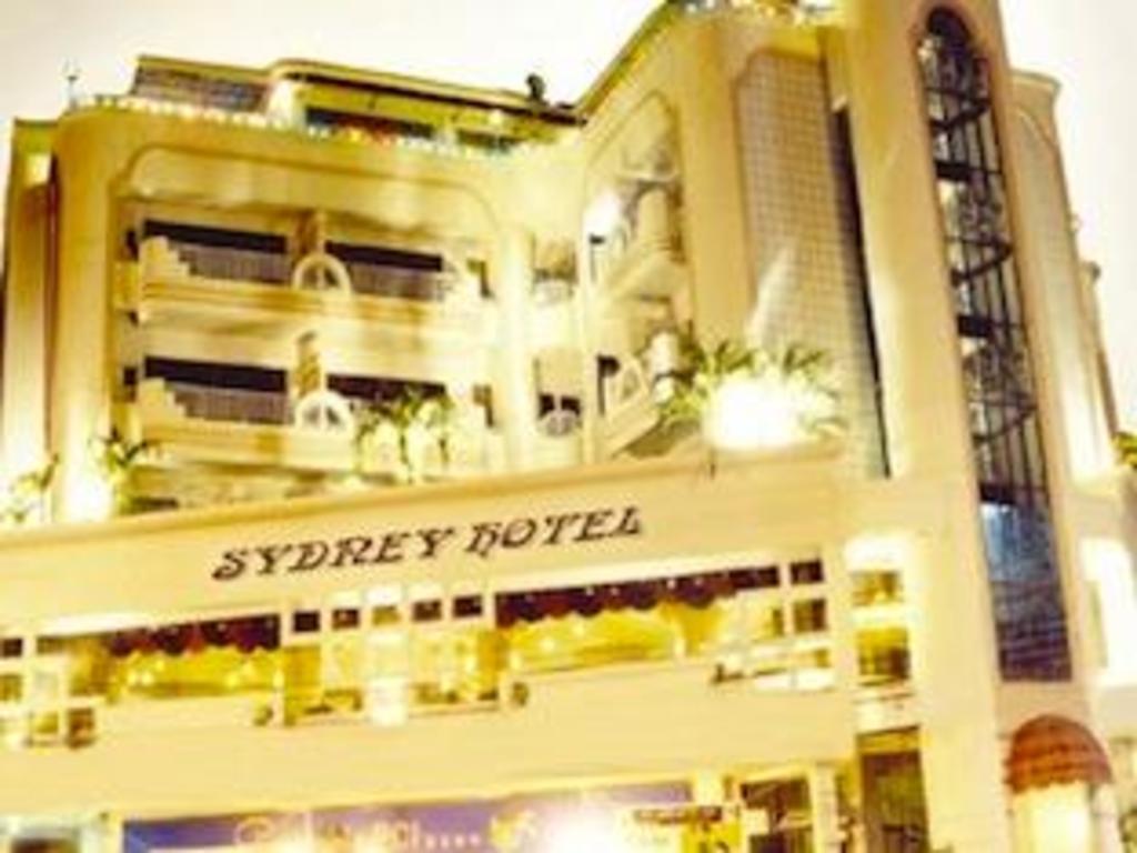 Interior View Sydney Hotel