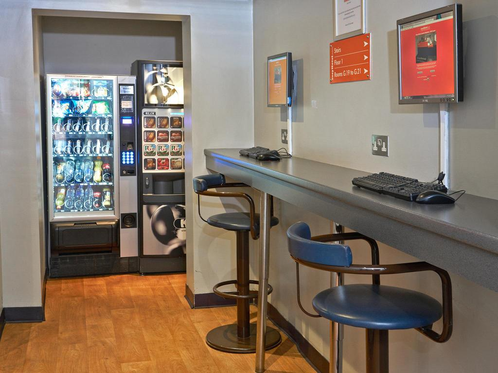 Fojė easyHotel London Heathrow