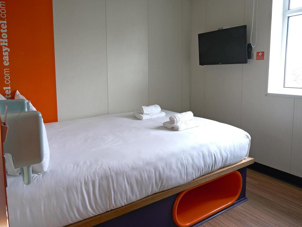 Interjeras easyHotel London Heathrow