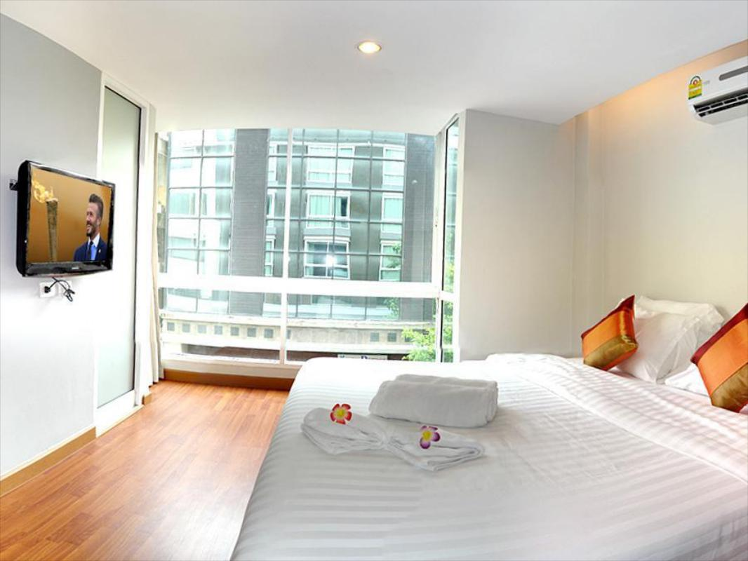 Best Price on Nantra Sukhumvit 39 Hotel in Bangkok + Reviews!