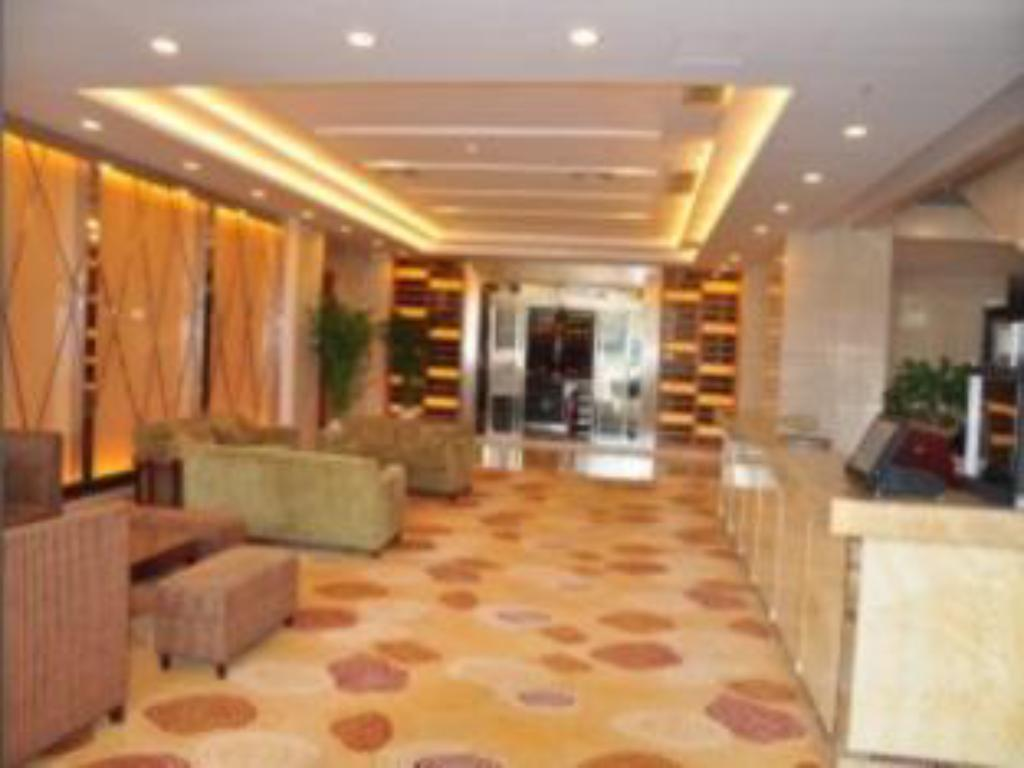 Лоби Nanning New Cozy Harbour Hotel