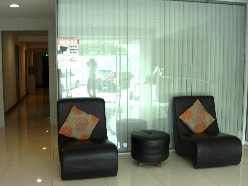 Lobby Amarea Travel Lodge