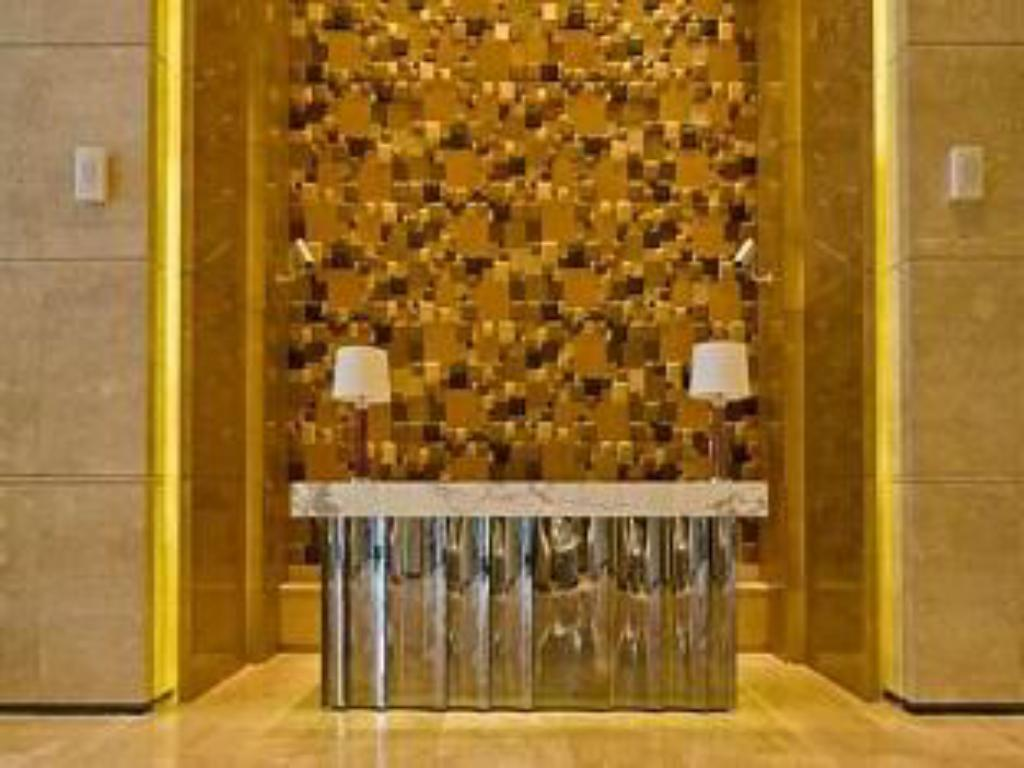 Lobby Kempinski The One Suites Hotel Shanghai Dowtown