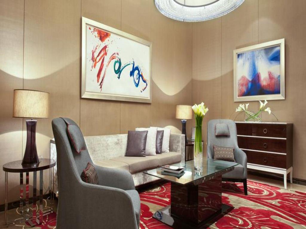 Notranjost THE ONE Executive Suites managed by Kempinski - Shanghai