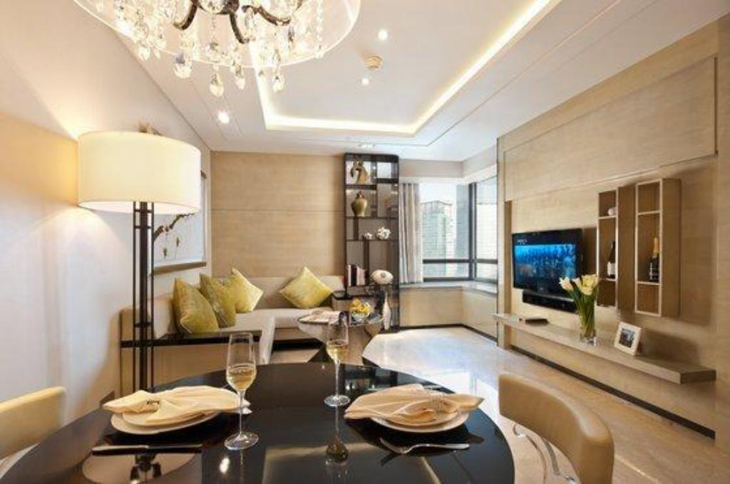Interior view Kempinski The One Suites Hotel Shanghai Dowtown