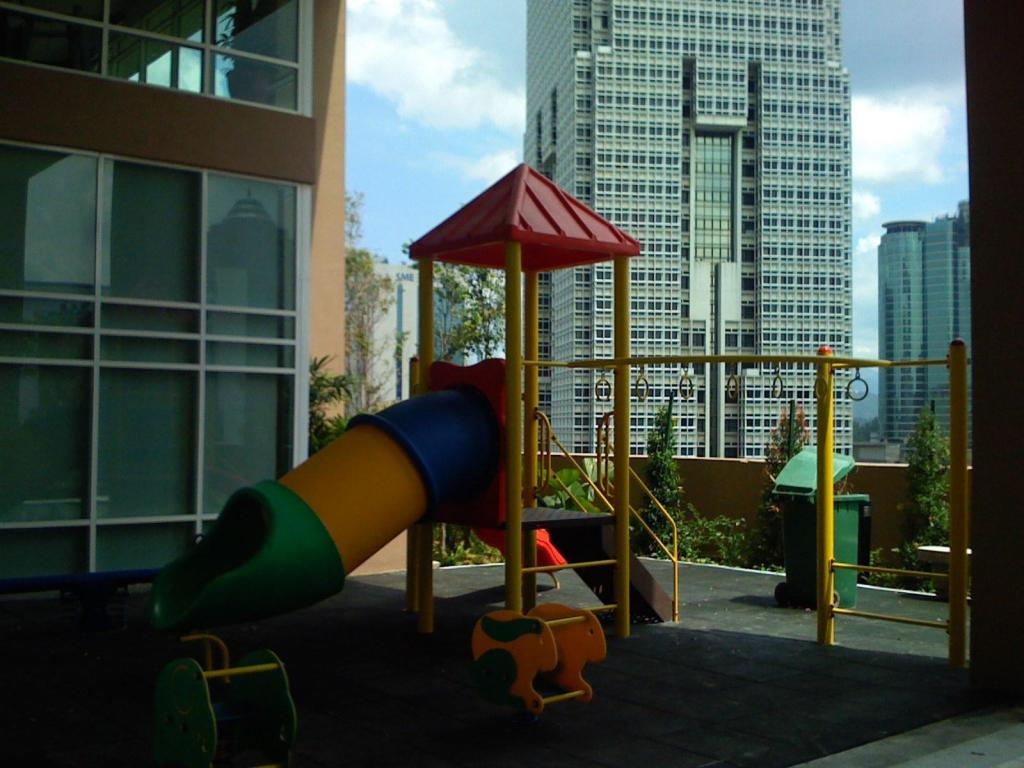 Playground Harta8 Vacation Home @ Golden Triangle