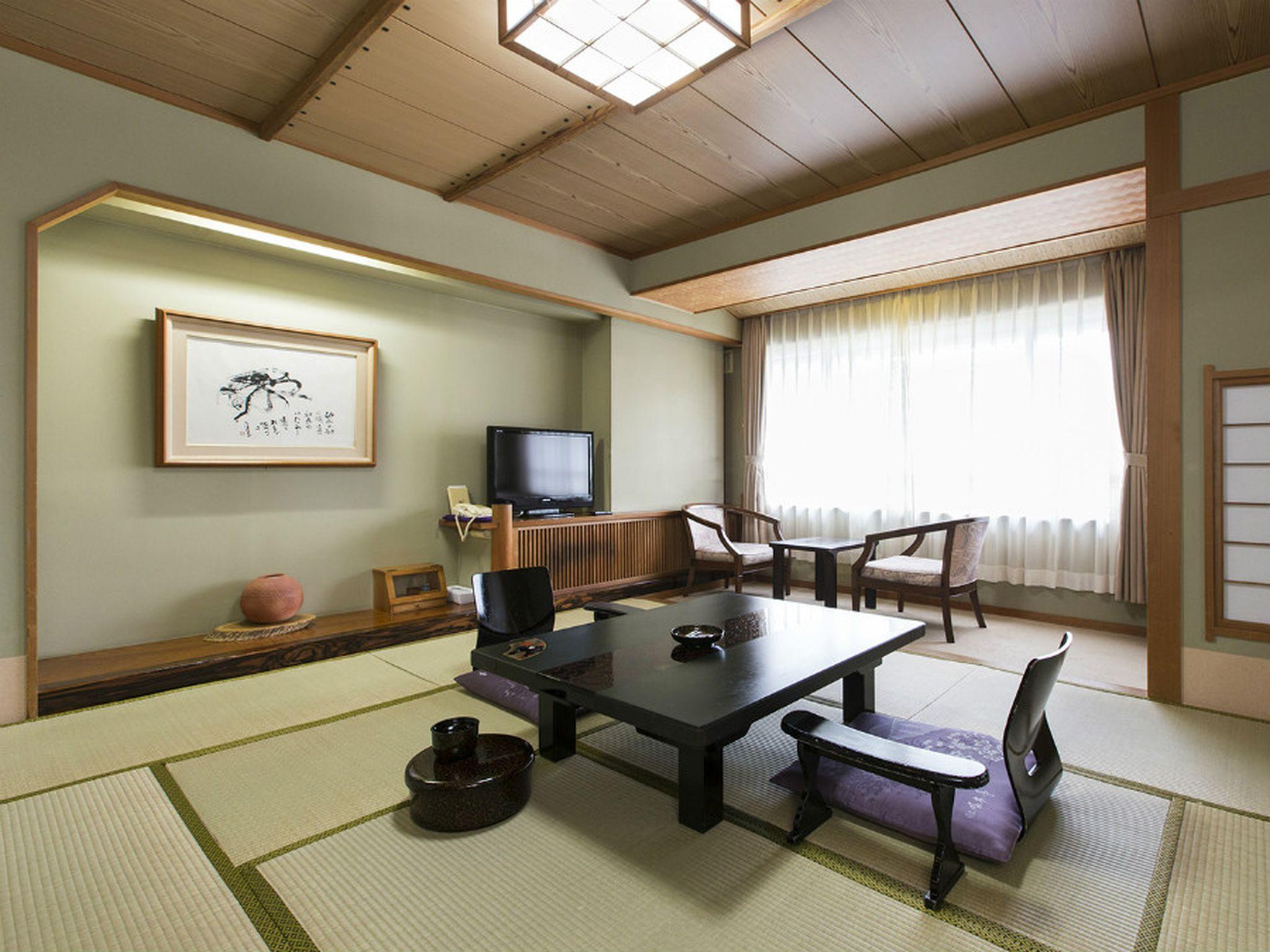 High Floor Mountain View Japanese Style Room