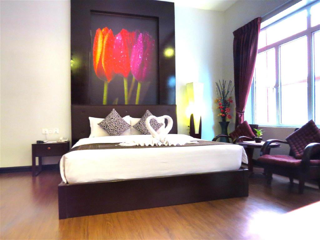 Superior Double Room Xin Lan Xin Hotel