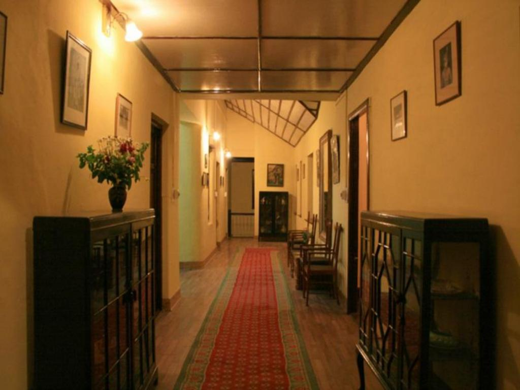 Interior view Hotel Balrampur House