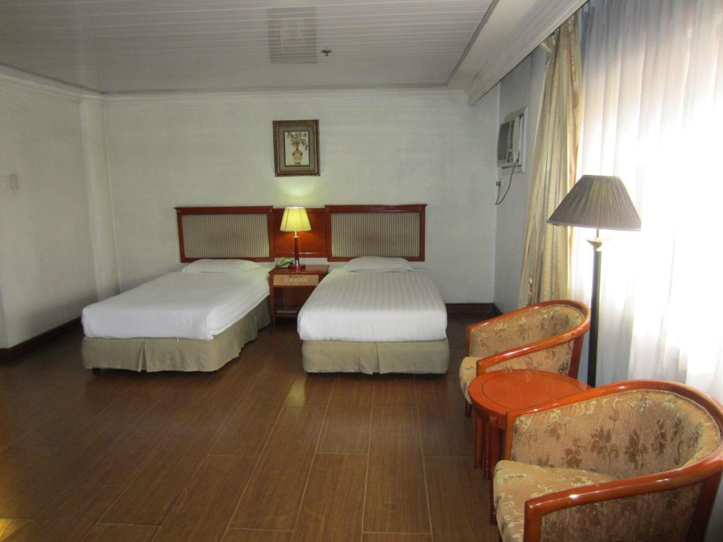 Kamar Superior Grand Regal Hotel Bacolod
