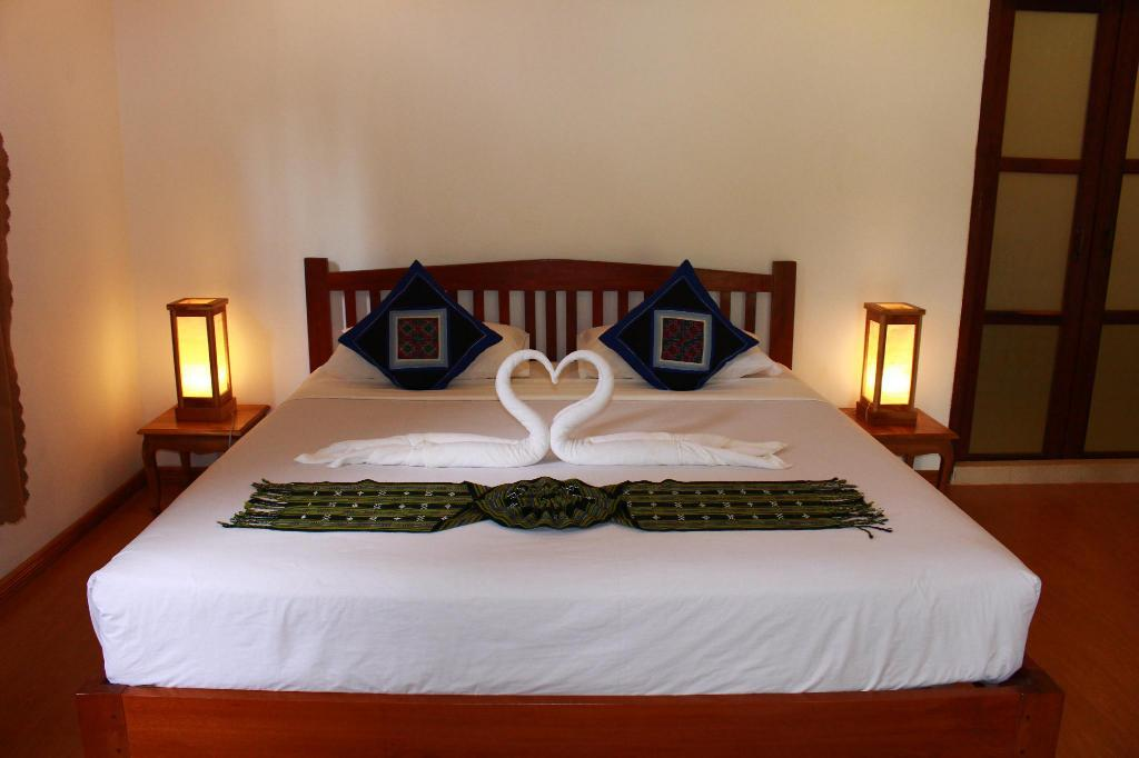 Standard Double - Fan - Bed Tadlo Lodge