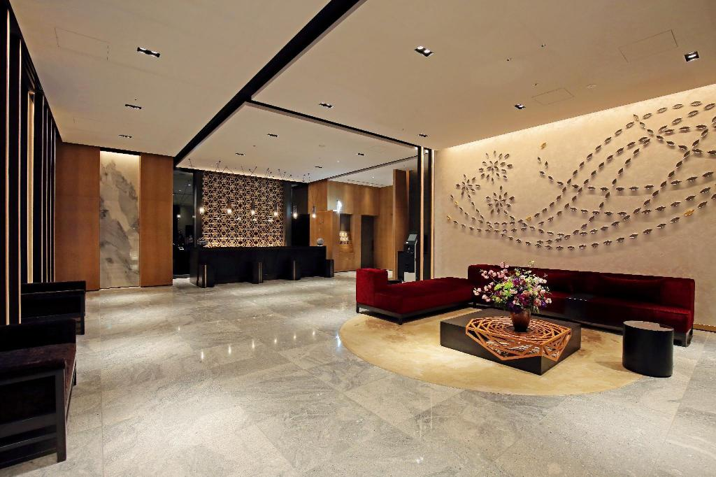 Lobby The Royal Park Hotel Kyoto Shijo