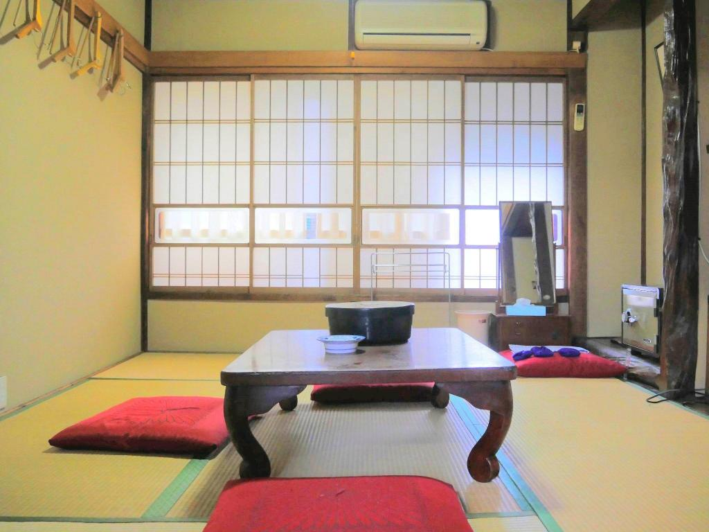 Japanese Style Twin - Guestroom