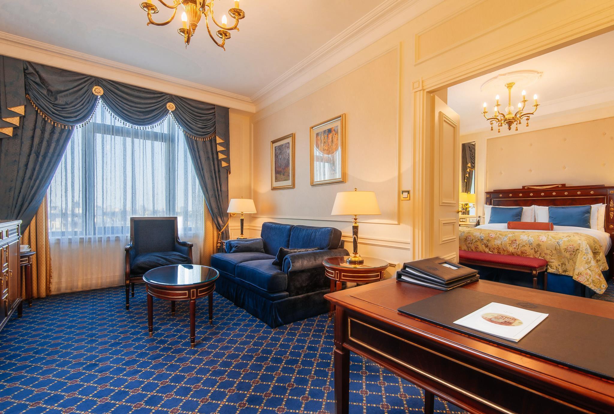 Fairmont Grand Hotel Kyiv In Kiev