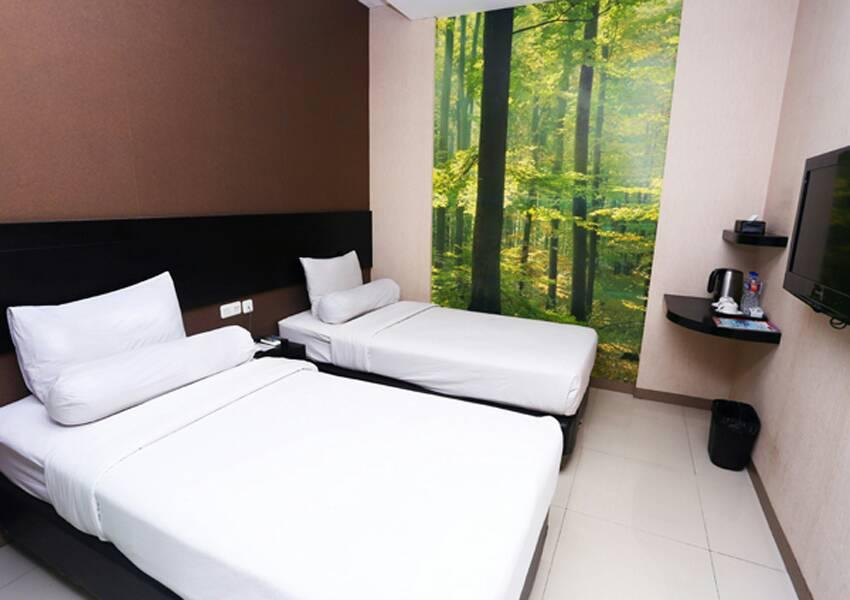 Kamar Superior dengan Sarapan  (Superior Room with Breakfast)