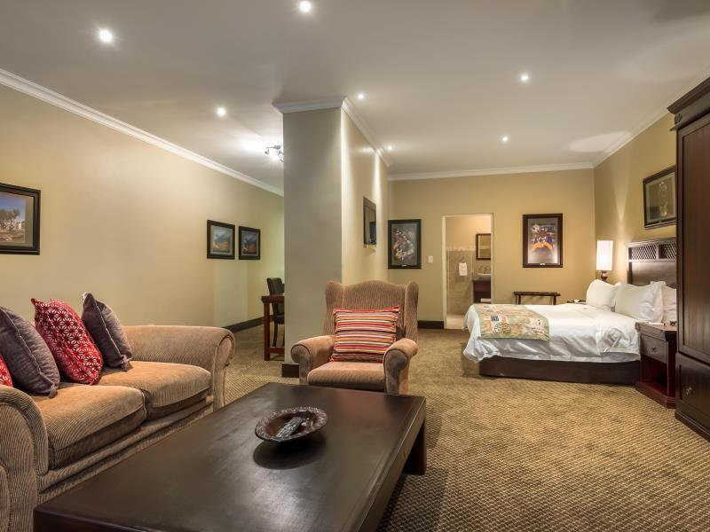غرفة جناح إكزكيوتف (Executive Suite room)