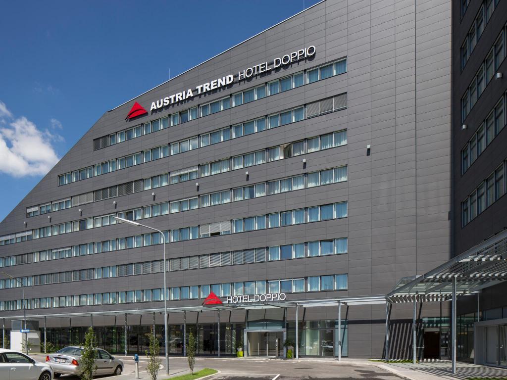 Hotel Doppio Rennweg   Wien