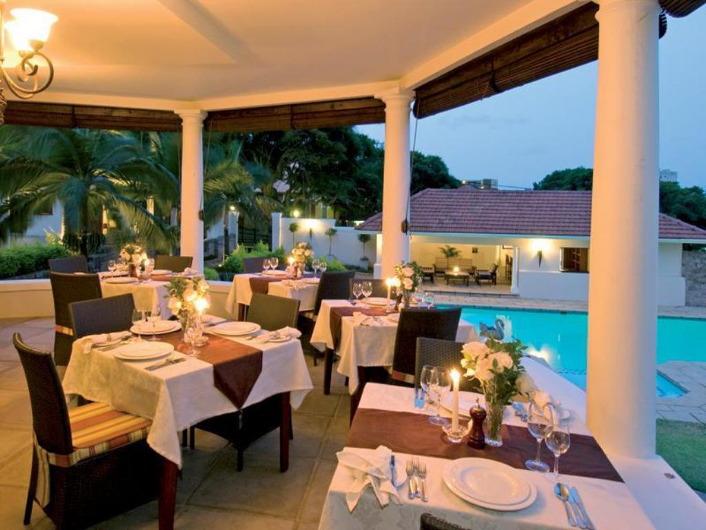 Balcony/terrace Audacia Manor Boutique Hotel