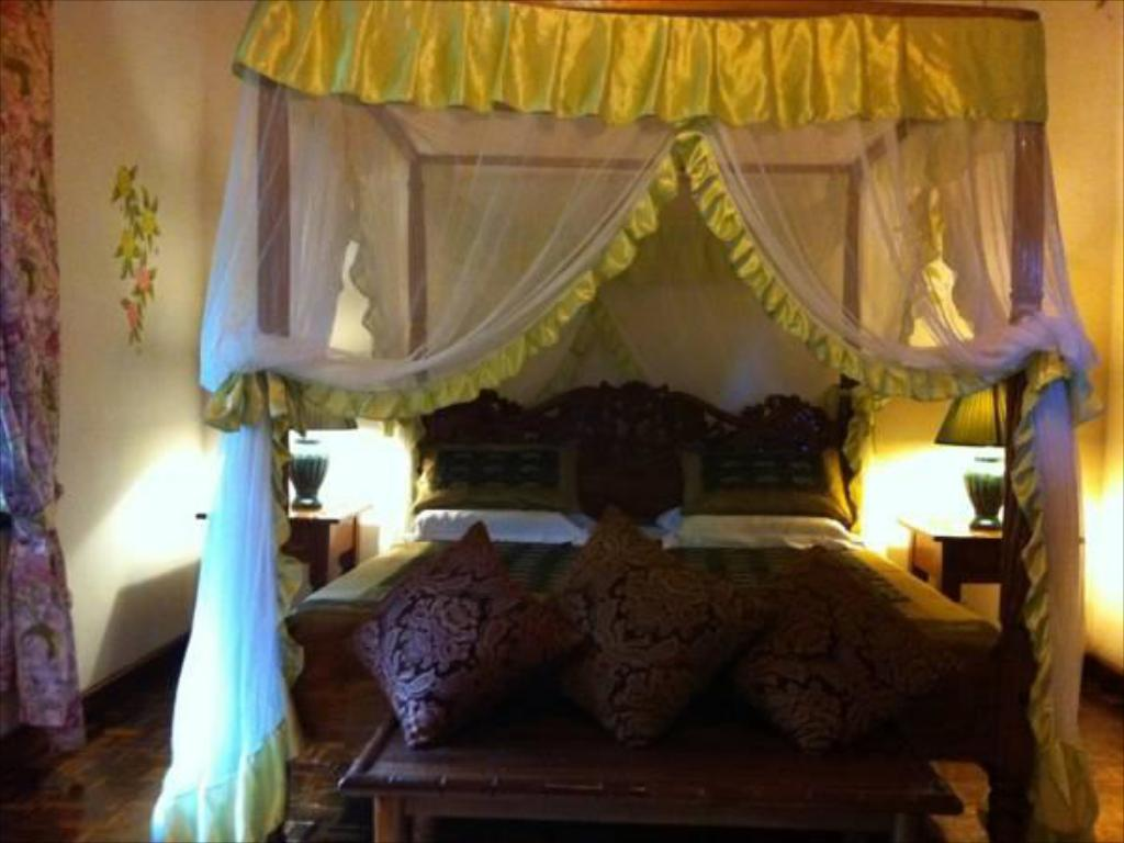 Letto African House Resort