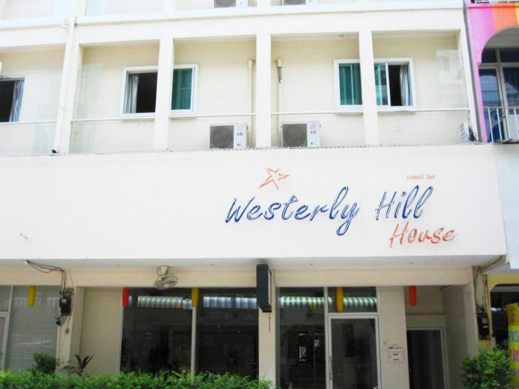 House On Hooter Hill westerly hill guest house in pattaya - room deals, photos