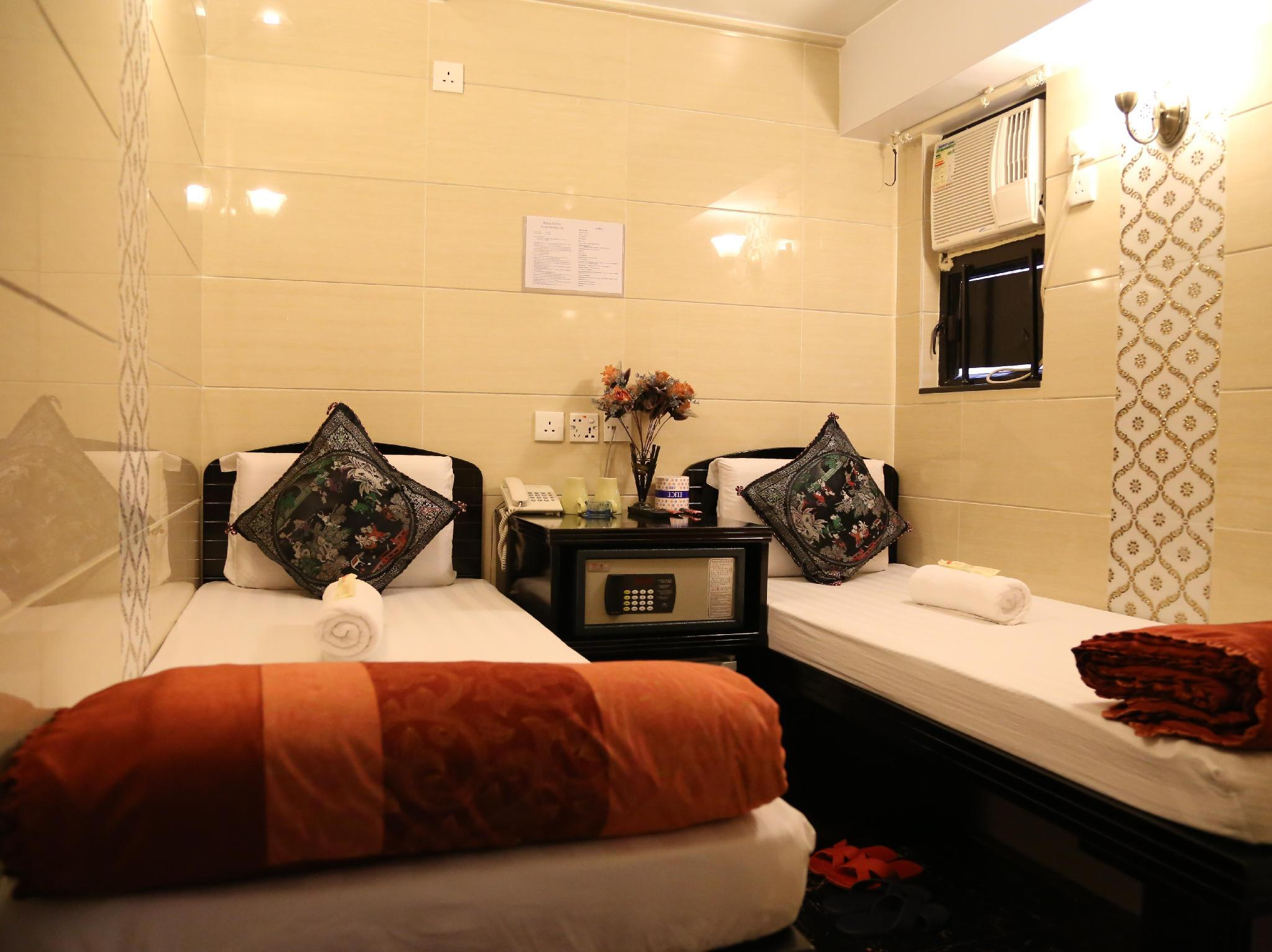 Twin Room for 2 persons