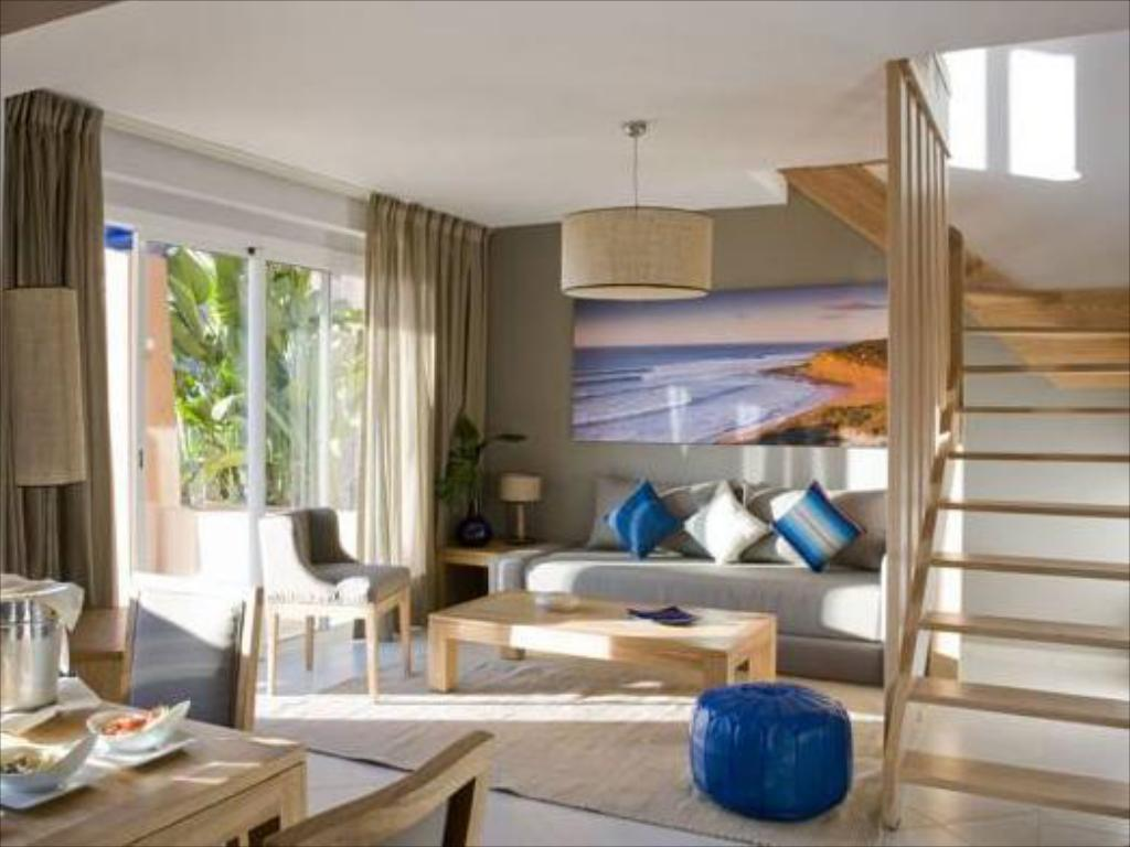 Vista Interior Paradis Plage - Surf, Yoga & Spa Resort