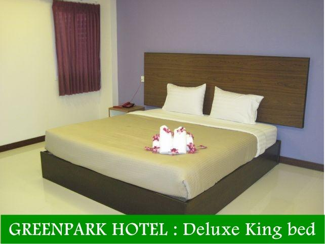 Katil Deluxe King (Deluxe King Bed)