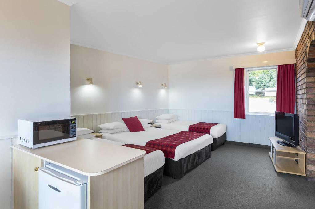 Se alla 6 bilder Comfort Inn Coach House Launceston