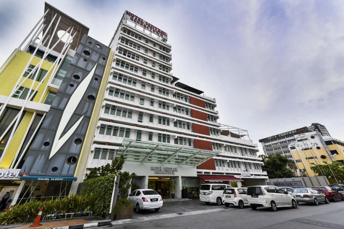 Hotel Sentral Georgetown City Centre Penang Promo Terbaru 2020