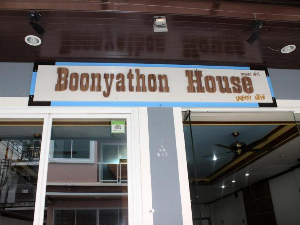 More about Boonyathon House