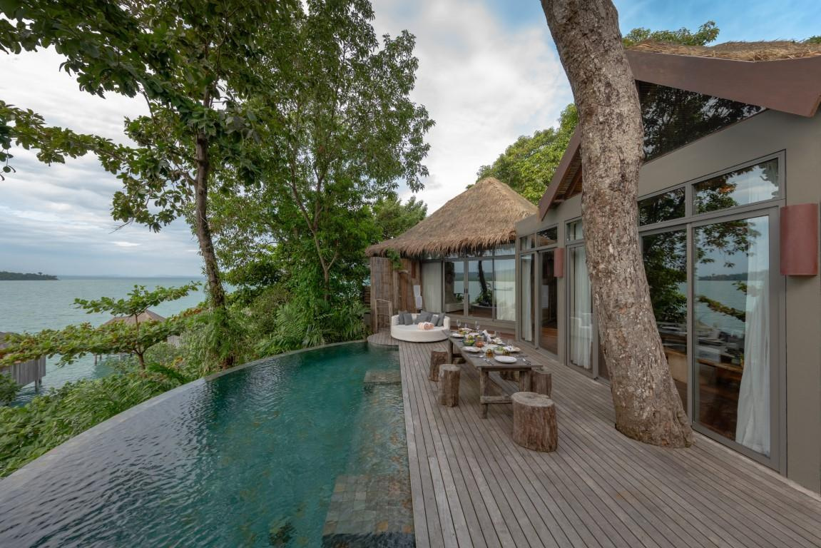 Jungle Villa 2-Bedroom with Sea View