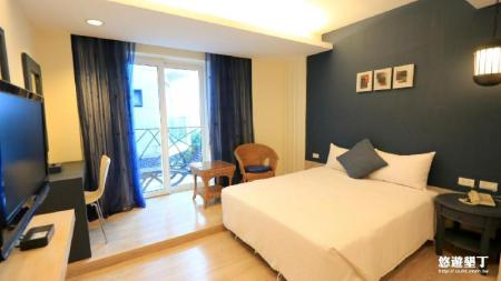 Superior Double Bed - Bed Kenting Beach House