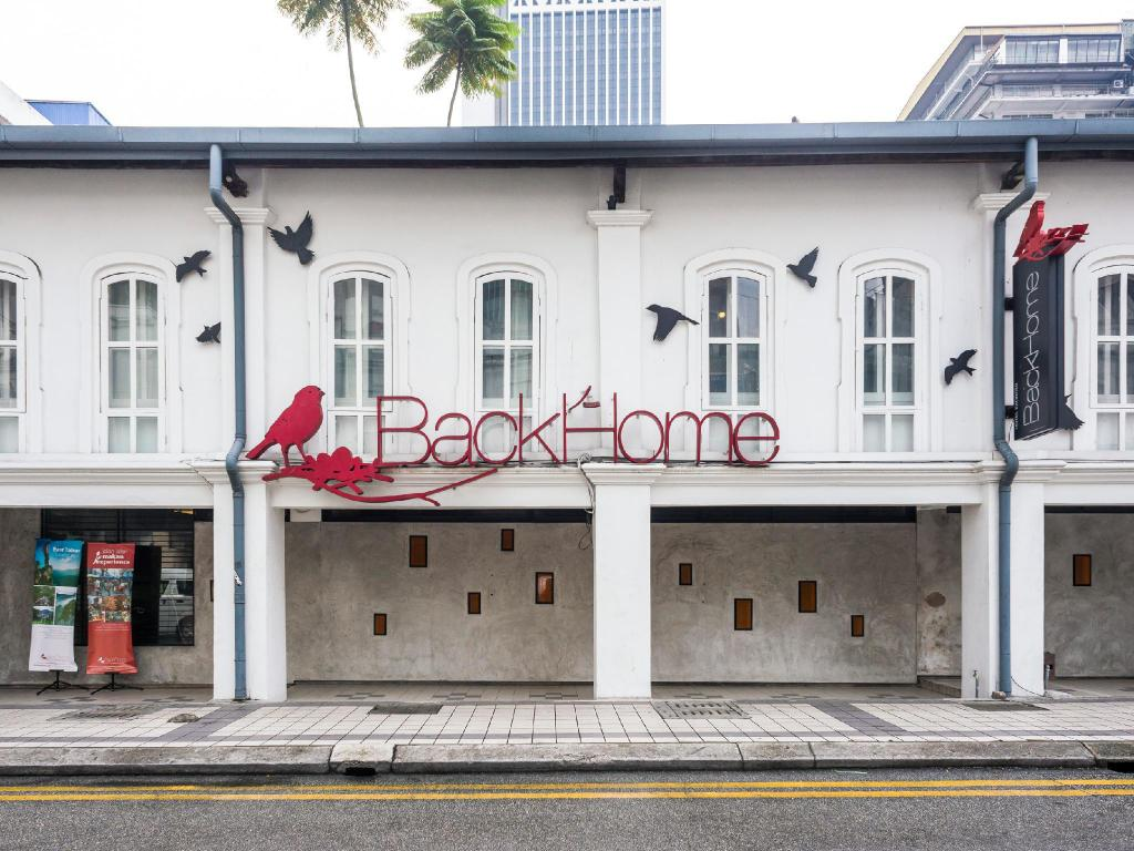 More about Backhome KL