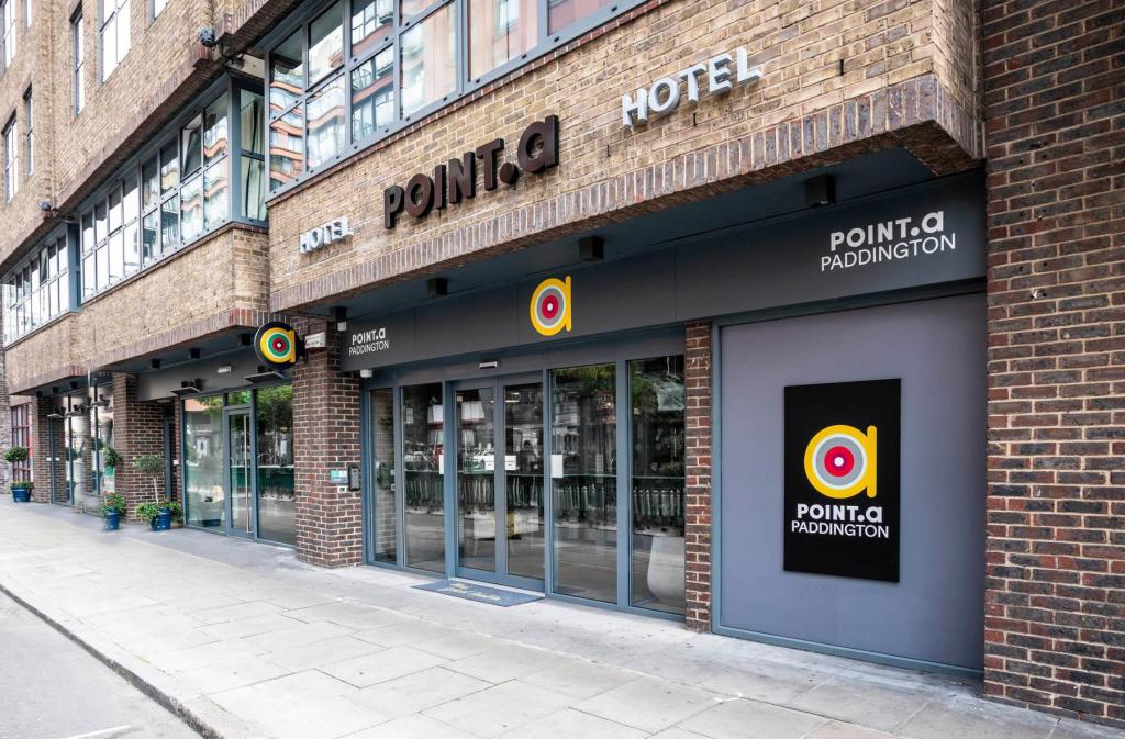 More about Point A Hotel London Paddington