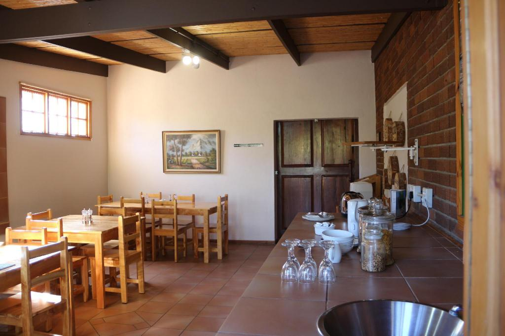Interior view Aan die Oewer Guest House