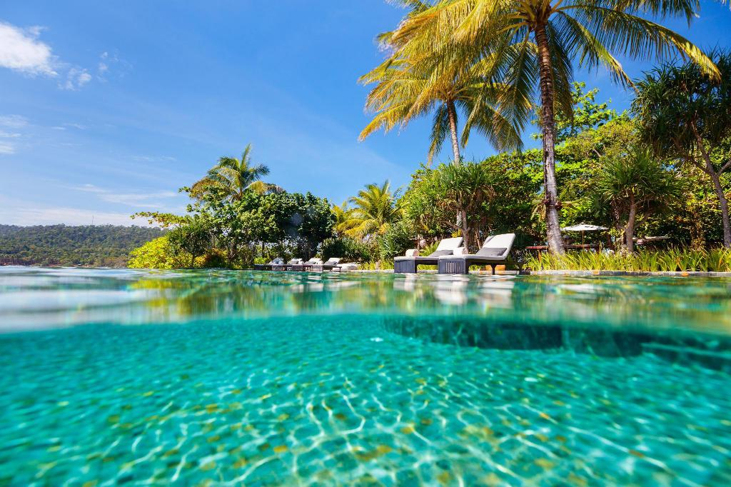 Swimming pool [outdoor] Song Saa Private Island Resort