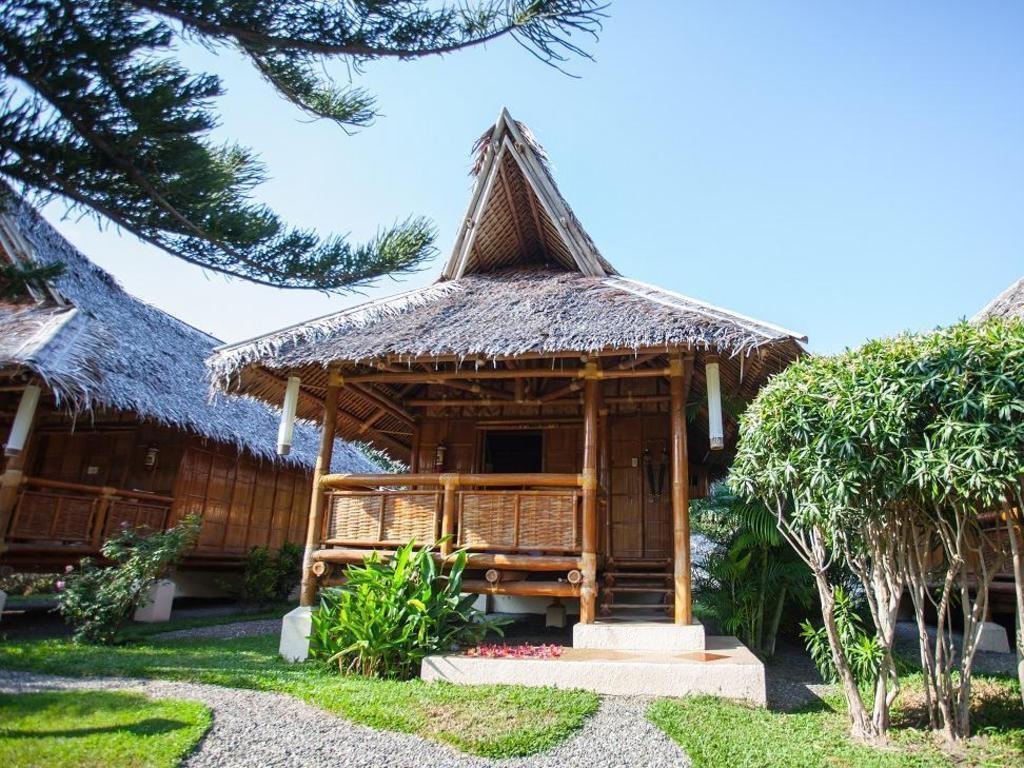 Garden Villa Bungalow Pura Vida Beach And Dive Resort Dauin