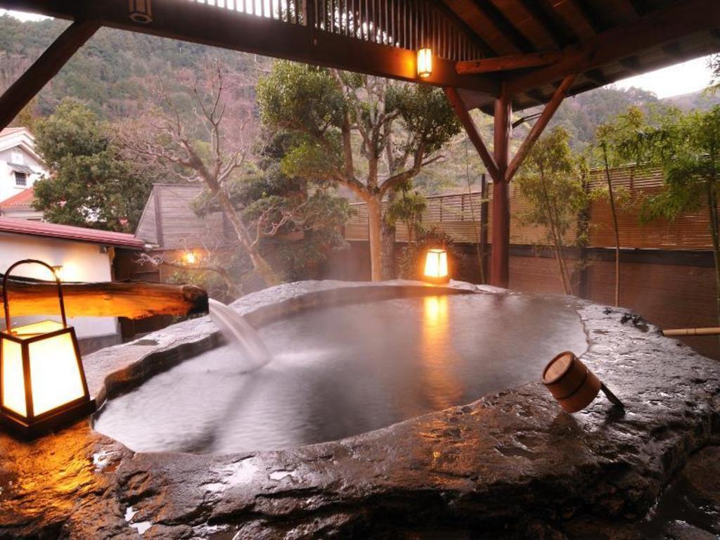 Best Onsen Ryokan Bath In Room