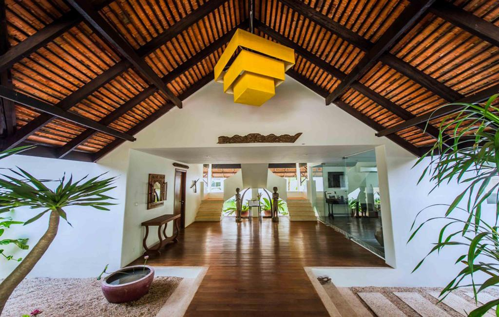 Lobby Navutu Dreams Resort & Wellness Retreat